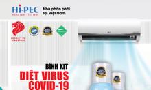 Bình xịt diệt khuẩn & virus GERM KILLER Mr.Mckenic Singapore