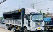 Xe tải faw 8 tấn thùng 9m7 chuyên chở hàng pallet, bao bì giấy