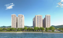 Căn hộ view biển Đà Nẵng, 2 PN, đóng 30% nhận nhà
