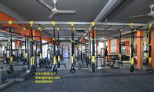 Bán và thi công trọn gói thảm sàn cao su phòng gym