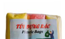 Túi đựng rác lốc 3 cuộn 1kg size tiểu, trung, đại miền tây