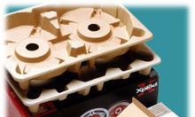 Sản xuất và cung cấp sản phẩm bột giấy định hình, khay bột giấy