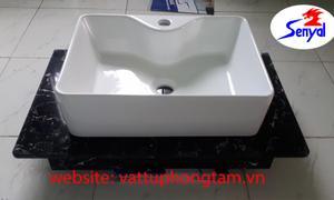Lavabo rửa mặt thiết bị vệ sinh Senyal