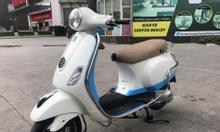 Vespa Lx 125ie màu trắng biển Hà Nội