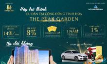 Mở bán dự án The Peak Garden, Nguyễn Lương Bằng, Phú Mỹ, Quận 7