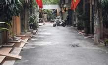 Bán nhà Vĩnh Phúc, Ba Đình phân lô, ô tô tránh 70m, 4 tầng, MT 5.3m