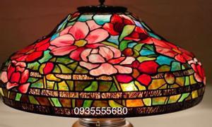 Giao lưu 1 vài mẫu đèn tiffany kinh điển