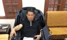 Mua đắt bán lỗ, giá nào cũng bán ghế massage Fujikima b779