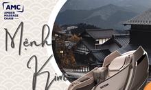 Chọn ghế massage Fujikima theo ngũ hành - phong thủy vượng gia trạch
