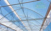 Quy trình xây dựng nhà màng nhà kính, vật liệu làm nhà kính trồng rau
