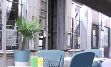 Bàn ghế cafe ngoài trời đến từ nước Pháp