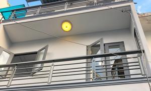 Bán nhà mới đẹp, trệt 2 lầu, đường Lê Lợi, P4, Q. Gò Vấp