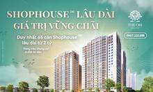 Nhận giữ chỗ 50 triệu/căn shophouse có hoàn lại tại Đà Nẵng