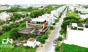 Bán đất thổ cư 85m2 Phạm Văn Hai Bình Chánh gần trường học đối diện BV