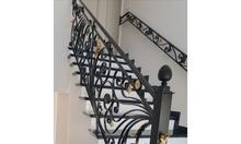 Các mẫu cầu thang sắt uốn cổ điển chất lượng cao được bán chạy