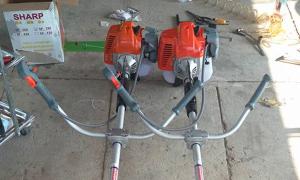 Máy cắt cỏ Sharp SP260