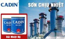 Tìm nhà phân phối sơn chịu nhiệt Cadin