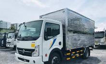 Bán xe tải Nissan 3T5 thùng kín giao xe ngay