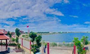 Bán lô biệt thự nghĩ dưỡng 175m, giáp ranh TPHCM ven đô Sài Gòn