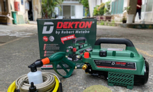 Máy xịt rửa Dekton DK 2800A chỉnh áp