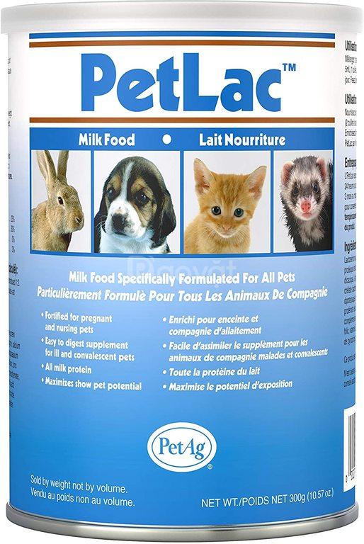 Sữa bột Petlac cho chó mèo