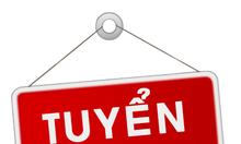 Tuyển nhân viên cho thuê và bán căn hộ chung cư