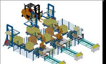 Chế tạo máy tự động cho ngành công nghiệp
