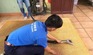 Dịch vụ giặt nệm, cung cấp tạp vụ, vệ sinh nhà xưởng