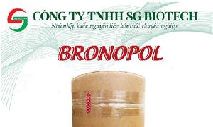 Bronopol 99% chuyên diệt khuẩn, nấm đồng tiền, xử lý nước