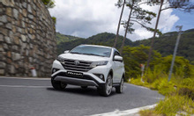 Rush 2021, SUV 7 chỗ nhập khẩu từ Indo