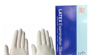 Găng tay y tế latex cao su, găng tay y tế có bột