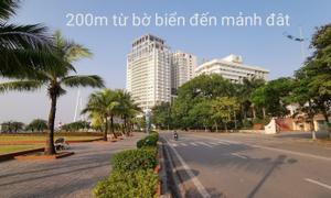 Chính chủ cần bán 119m đất mặt đường Hải Quân, ngay sát biển Bãi Cháy