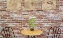 Bàn ghế nhà hàng hiện đại, bền đẹp, giá rẻ tại Thủ Đức