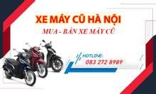 Mua xe máy cũ Hà Nội giá cao