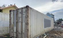 Bán container lạnh 40feet đủ chuẩn đóng hàng