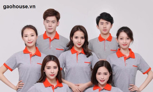 May áo thun đồng phục nhóm, lớp Khánh Hòa giá rẻ