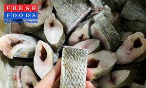 Cần bán cá gáy cắt khúc