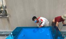 Tấm nhựa thông minh lấy sáng Việt Đức