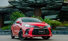 Toyota Vios ưu đãi lớn, giá xe rẻ chỉ trong tháng 10