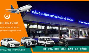 Thuê xe đưa đón sân bay Đà Nẵng