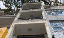 Nhà mới 4 lầu mặt tiền đường 3 tháng 2 - P12Q11