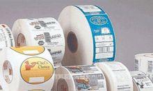 Gia công thiết kế in ấn nhãn dán decal sản phẩm tự động