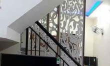 Nhận sửa chữa thi công cầu thang sắt