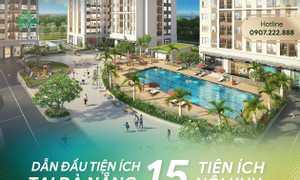 Đầu tư chỉ 950 triệu cho căn hộ sổ đỏ lâu dài tại Đà Nẵng