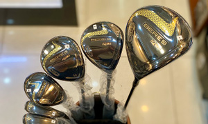 Bộ gậy golf Honma 3 sao 07 limited sự cuốn hút kỳ lạ