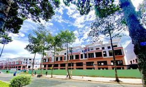 Nhà phố TM trung tâm thành phố Trà Vinh chỉ 980tr sở hữu ngay