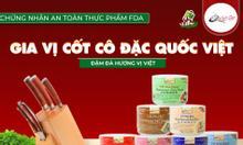 Ba lí do sản phẩm cốt cô đặc Quốc Việt nên có mặt bếp nhà bạn!