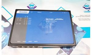 NP304T-4D(RS-232) bộ chuyển đổi 4 cổng RS232 sang Ethernet
