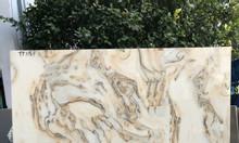 Gạch Ấn Độ 60x60 vân đá Tên Lửa, Bình Tân