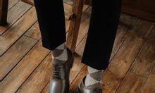 Giày da Oxford nam GNLA135-5-N hiệu Laforce